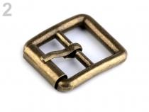 Kovová spona 20 mm (1 ks)