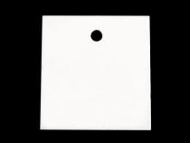 Papírové cenovky 37x40 mm (60 ks)