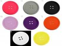 Silikonová podložka Ø9 cm knoflík (2 ks)