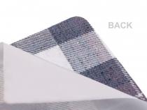 Nažehlovací záplaty 9,7x12,5 cm (1 sáček)