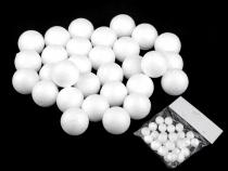 Polystyrenové kuličky Ø19 mm (1 sáček)