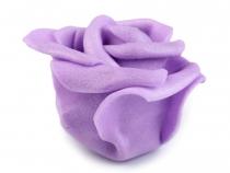 Dekorace růže Ø4 cm (10 ks)