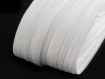 Zip spirálový šíře 4 mm pevný metráž (100 m)