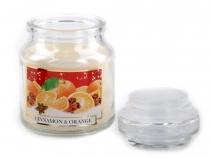 Vonná svíčka ve skle (1 ks)