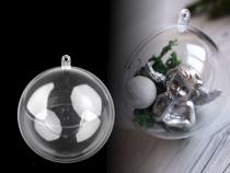 Plastová koule Ø100 mm dvoudílná (20 ks)