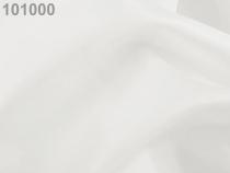 Podšívkovina šíře 152 cm nerozměřená POL bílá (300 m)