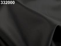 Podšívkovina šíře 152 cm nerozměřená POL černá (300 m)