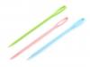 Plastové jehly délka 75 mm tupé (10 ks)