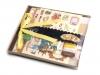 Scrapbooking sada album a doplňky (1 sada)