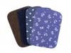 Nažehlovací záplaty rozměr 7,5x10,5 cm riflové (1 sáček)