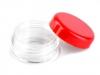 Plastová dóza 20x37 mm šroubovací (12 ks)