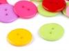 """Knoflík barevný mix velikost 36"""" (100 ks)"""