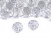 Knoflík na svatební šaty / elegantní Ø10 mm (20 ks)