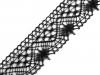 Bavlněná krajka šíře 37 mm paličkovaná (30 m)