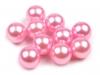 Dekorační kuličky / perly bez dírek Ø10 mm (10 ks)