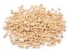Dřevěné korálky disk 2x3 mm (10 g)