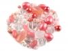 Skleněné korálky ramš (50 g)