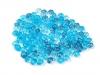 Plastové korálky broušené slavík 5x6 mm (10 g)