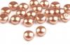 Půlperle / perly k nalepení Ø6 mm (20 ks)