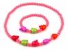 Dětská sada náhrdelník a náramek (1 sada)