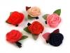 Sponka do vlasů růže (1 ks)
