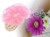 Svatební náramek na živý květ (1 ks)