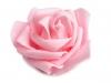 Dekorace růže Ø6 cm (10 ks)