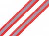 Reflexní páska šíře 26 mm na tkanině (4 m)