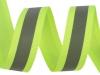 Reflexní páska šíře 20 mm na tkanině (10 m)