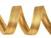 Šikmý proužek lurexový šíře 15 mm zažehlený (129 m)
