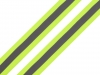 Reflexní páska šíře 25 mm na tkanině (5 m)