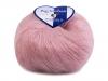 Pletací příze 25 g Big Mohair (1 ks)