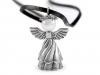 Kreativní sada anděl s koženým řemínkem (1 sada)