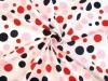 Bavlněná látka puntíky (1 m)
