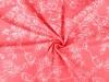 Bavlněná látka růže (1 m)