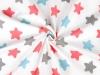 Bavlněná látka hvězdy (1 m)