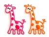 Nažehlovačka žirafa (3 ks)