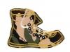Nažehlovačka army bota (2 ks)