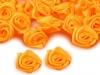 Saténová růžička Ø12-15 mm (50 ks)