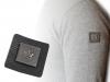 Dekorační aplikace na oděv 30x30 mm (2 ks)