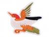 Nažehlovačka ptáček (10 ks)