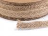 Jutová stuha šíře 8 mm (4 m)