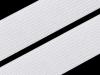 Pruženka hladká šíře 20 mm tkaná (25 m)