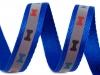 Popruh šíře 20 mm s reflexním potiskem (3 m)