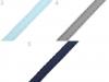 Lemovací prýmek pro halenky a košile šíře 10 mm (10 m)