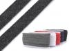 Oděvní šňůra plochá šíře 15 mm (10 m)