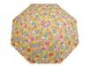 Dětský vystřelovací deštník s píšťalkou (1 ks)
