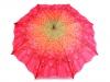 Dámský vystřelovací deštník květ 2. jakost (1 ks)
