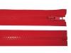 Kostěný zip šíře 5 mm délka 40 cm bundový (1 ks)