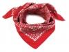 Bavlněný šátek kašmírový vzor Etex 70x70 cm (1 ks)